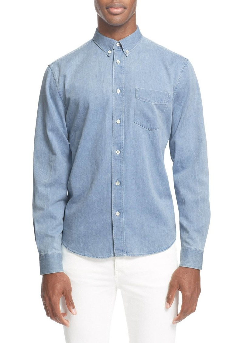 161dfac28bf Acne ACNE Studios  Isherwood  Denim Shirt
