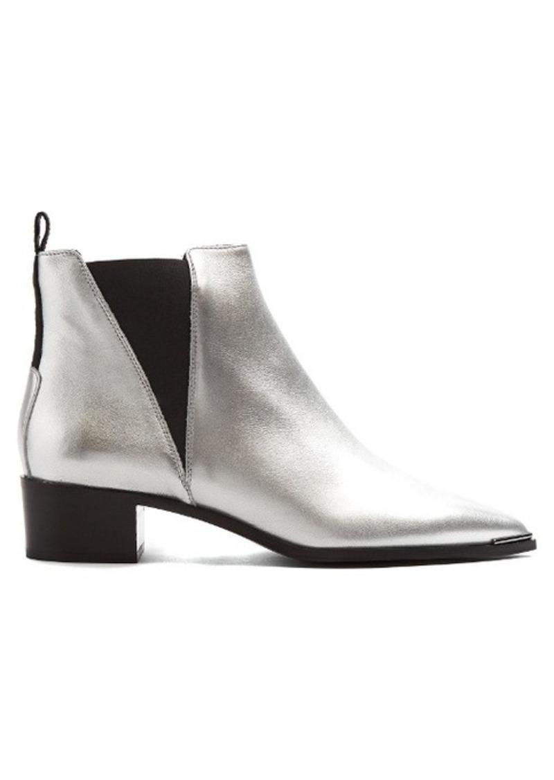 46ec6e92c759 Acne Studios Acne Studios Jensen leather boots   Shoes