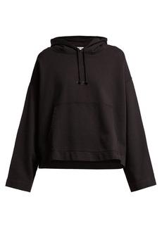 Acne Studios Joghy logo-print hooded sweatshirt