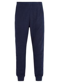 Acne Studios Jouban terry-towelling cotton track pants