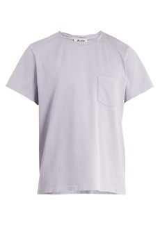 Acne Studios Jude crew-neck cotton T-Shirt