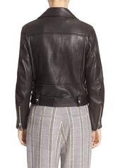 ACNE Studios Lambskin Mock Moto Jacket