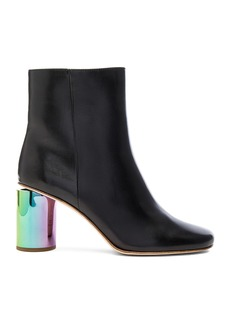 Acne Studios Leather Althea Booties