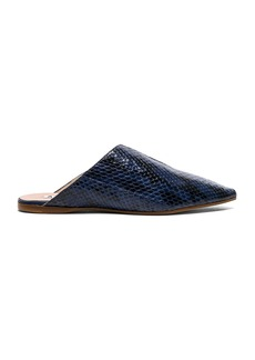 Acne Studios Leather Amos Babouche Slippers