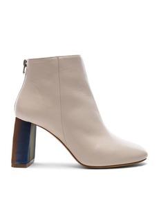 Acne Studios Leather Cliffie Boots