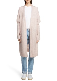 Acne Studios Long Knit Cardigan