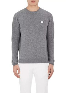 Acne Studios Men's Dasher O Face Wool Sweater