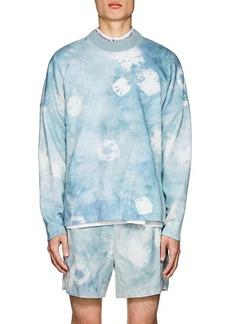 Acne Studios Men's Fellke Bleach Cotton Sweatshirt