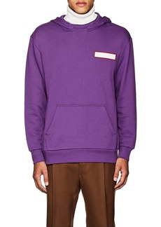 Acne Studios Men's Fog Spilled-Cocktail Cotton Hoodie
