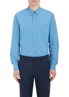 Acne Studios Men's Isherwood Cotton Poplin Shirt