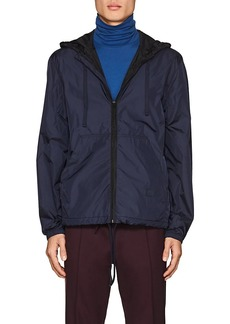 Acne Studios Men's Marty Face Tech-Twill Windbreaker