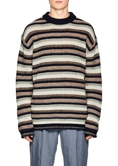 Acne Studios Men's Najat Wool-Linen Sweater