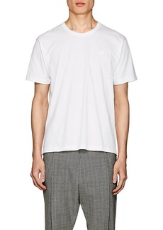 Acne Studios Men's Nash Face Cotton T-Shirt