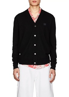 Acne Studios Men's Neve Wool Cardigan