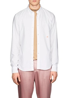 Acne Studios Men's Ohio Face Cotton Shirt