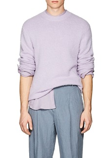 Acne Studios Men's Peele Brushed Wool-Cashmere Sweater