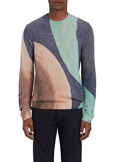 Acne Studios Men's Peele Surf Wool-Cashmere Sweater