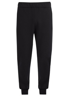 Acne Studios Mid-rise cotton track pants