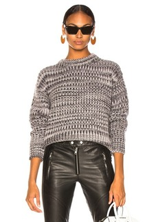 Acne Studios Mixed Sweater