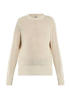 Acne Studios Narno cotton sweater