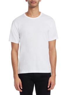 Acne Studios Nash Face Cotton Tee