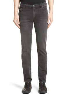 Acne Studios North Skinny Fit Jeans (Used Black)