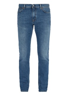 Acne Studios North slim-fit stretch-cotton jeans