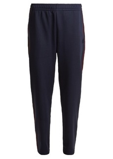 Acne Studios Norwich Face side-striped track pants