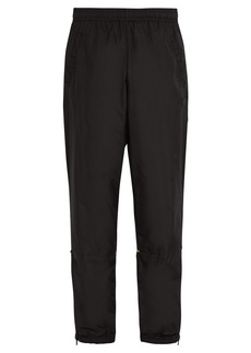 Acne Studios Nylon track pants