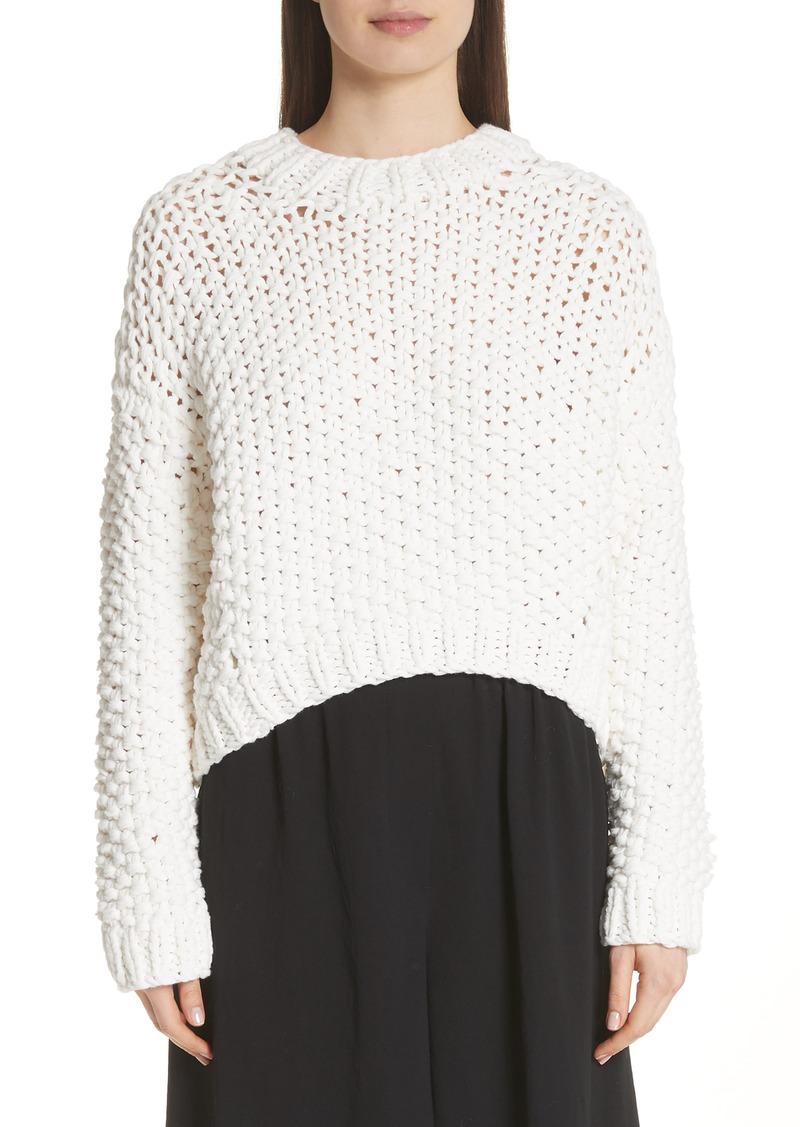 Acne Acne Studios Ohnyx Hand Knit Sweater Sweaters Shop It To Me