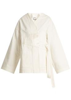 Acne Studios Orinda oversized denim jacket