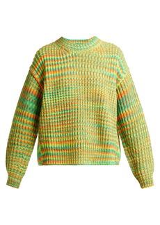 Acne Studios Oversized striped sweater
