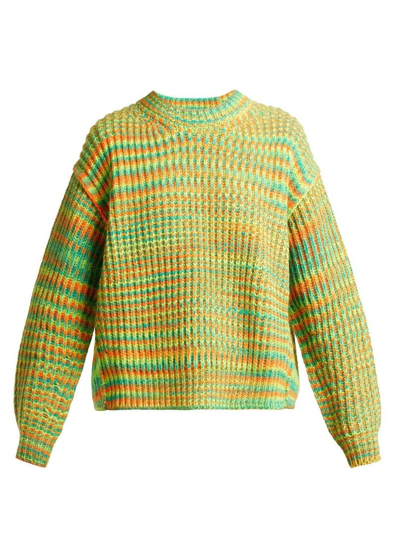a7282d9dbbc Acne Studios Acne Studios Oversized striped sweater