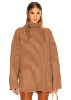 Acne Studios Oversized Turtleneck Sweater
