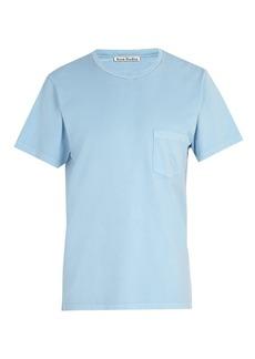 Acne Studios Patch-pocket cotton T-shirt