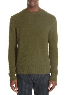 ACNE Studios Peele Wool & Cashmere Crewneck Sweater