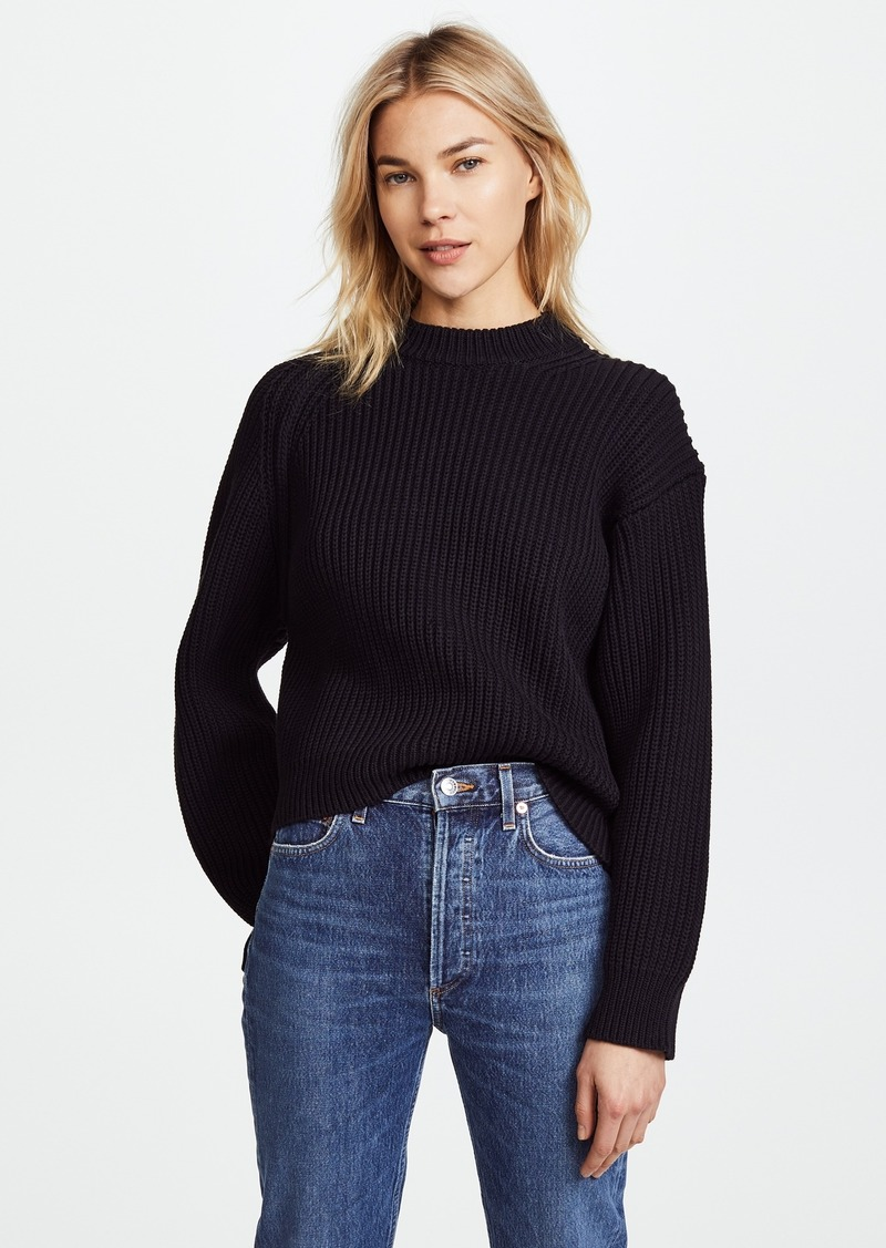 acne acne studios penina chunky sweater sweaters shop it to me. Black Bedroom Furniture Sets. Home Design Ideas