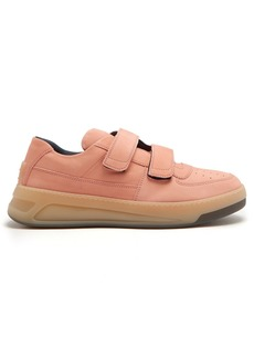 Acne Studios Pete low-top leather trainers