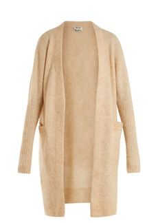 Acne Studios Raya brushed-knit cardigan