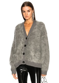 Acne Studios Rives Mohair Cardigan