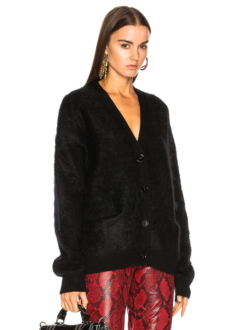 Acne Acne Studios Rives Mohair Cardigan | Sweaters - Shop It To Me