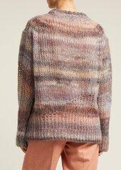 0a30aaf43ee Acne Studios Acne Studios Striped oversized sweater
