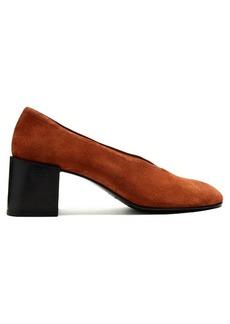 Acne Studios Sully block-heel pumps