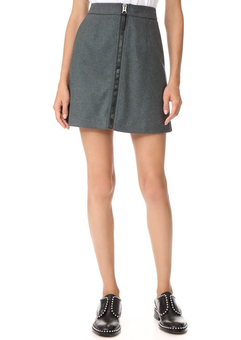 e5104038e3 Acne Studios Acne Studios Suraya Flannel Skirt | Skirts