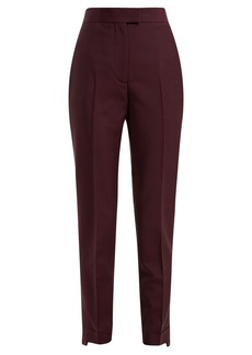 Acne Studios Tailored wool-blend trousers