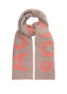 Acne Studios Toronty wool-blend scarf