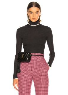 Acne Studios Turtleneck Knit Top
