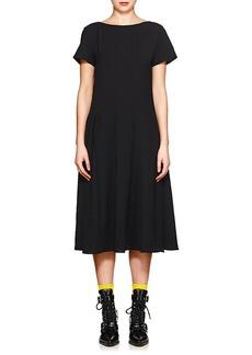 Acne Studios Women's Jovna Twill Short-Sleeve Dress