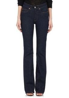 Acne Studios Women's Lita One Flare Jeans