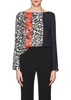 Acne Studios Women's Loretta Floral Blouse